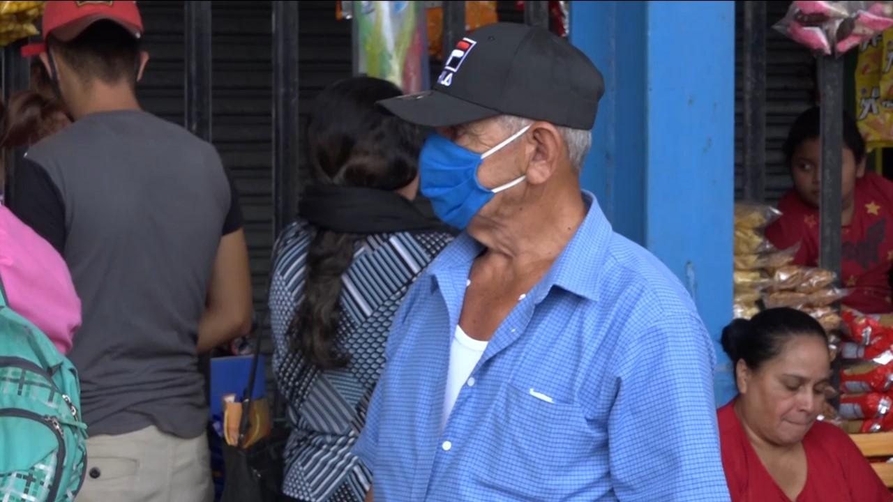 El departamento Jinotega supera los 500 casos positivos de covid-19.