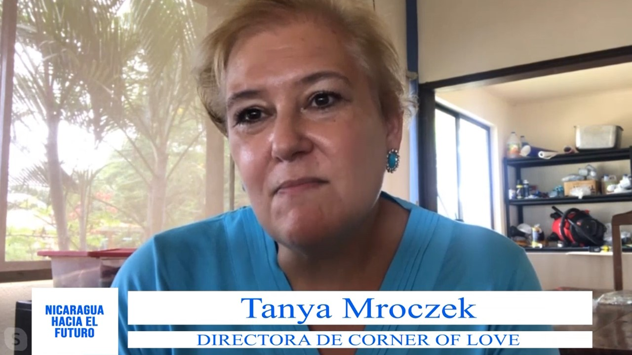 Tanya Mroczek de Amador: el escenario que han vivido los nicaragüenses en la frontera ha sido deplorable.